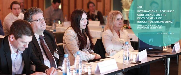 1st International Scientific Conference