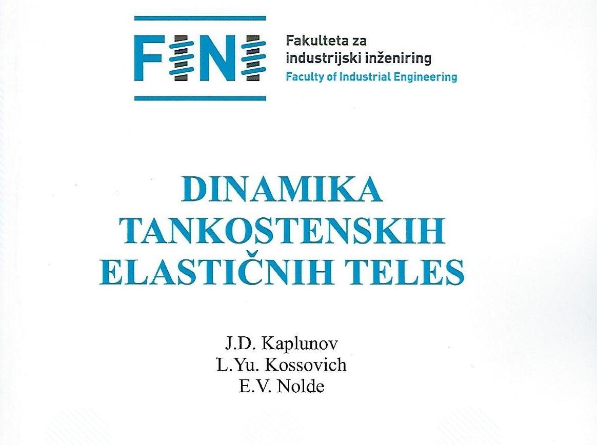 Dinamika tankostenskih elastičnih teles