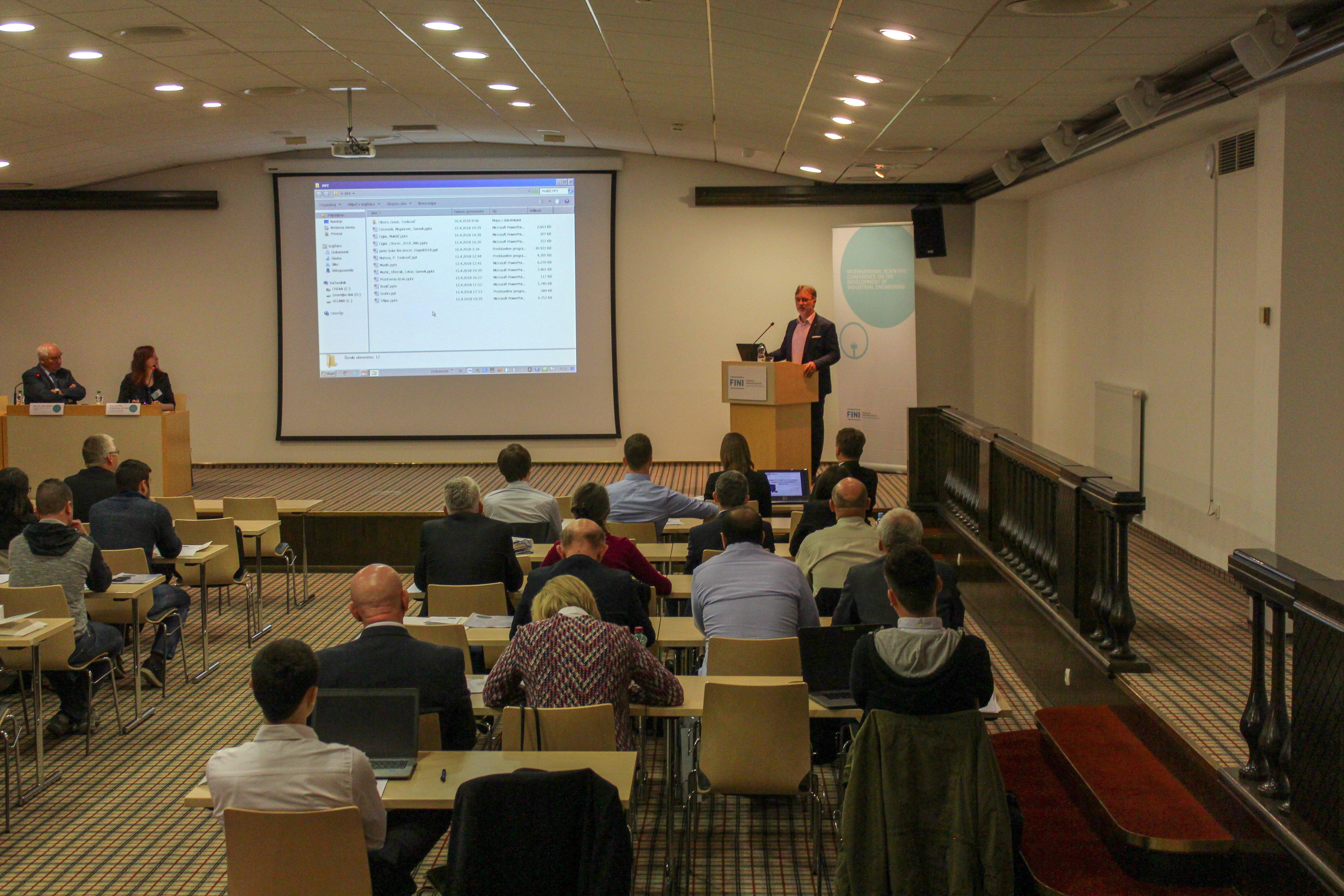 Vabilo na 4. mednarodno znanstveno konferenco o razvoju industrijskega inženiringa