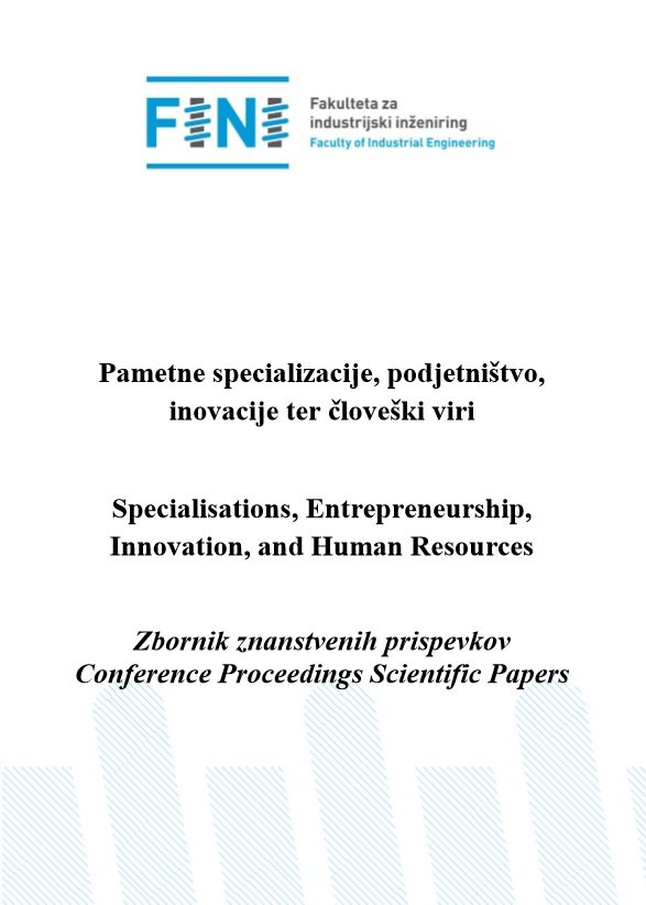 Pametne specializacije, podjetništvo, inovacije ter človeški viri