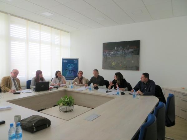 Sestanek delovne skupine partnerjev v projektu EAGLE