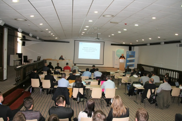 4. mednarodna znanstvena konferenca o razvoju industrijskega inženiringa: Priložnosti, potenciali in izzivi.