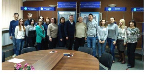 Mednarodna vpetost FINI v raziskovalne aktivnosti