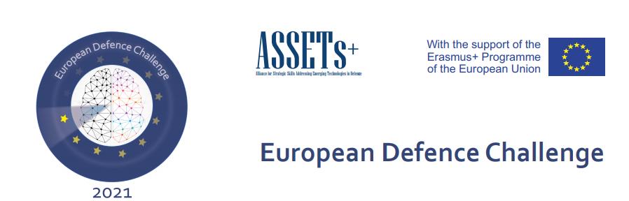 Tekmovanju s področja obrambe in tehnoloških ved – European Defence Challenge