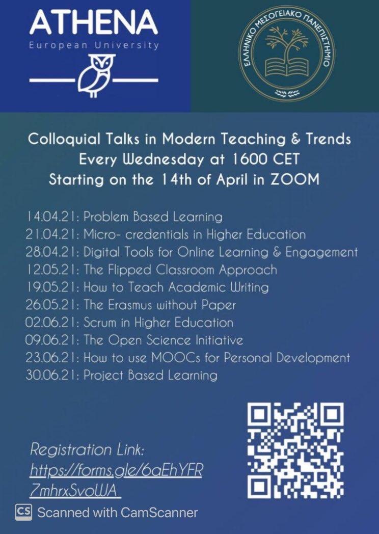 Seminarji: Sodobna pedagoška znanost in trendi