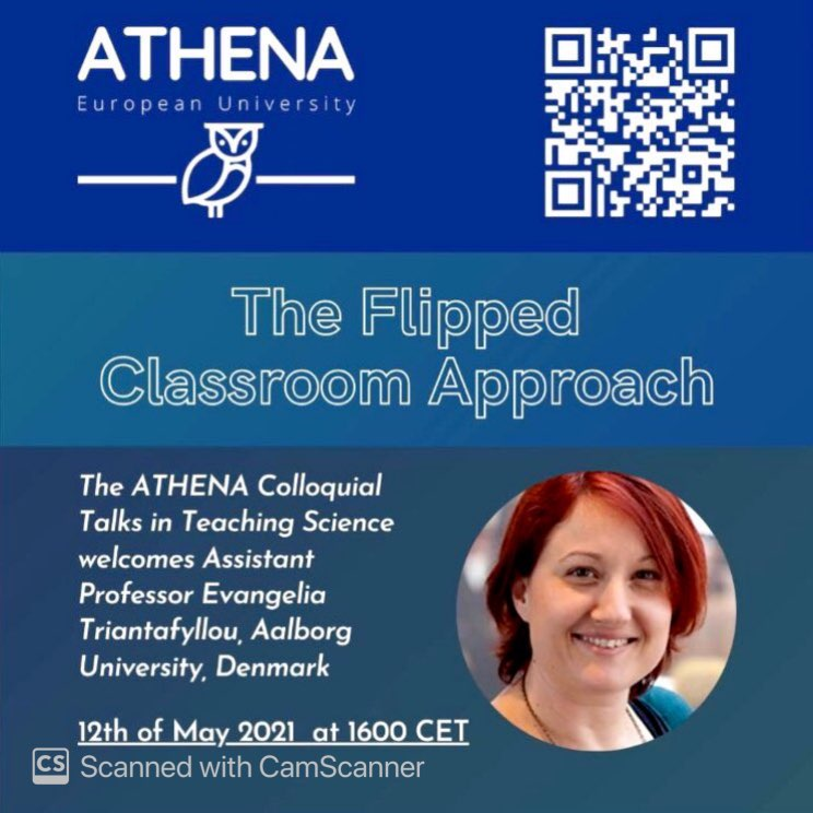Webinar: Flipped Classroom Approach