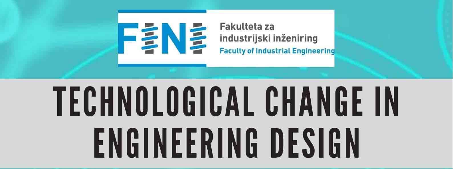 Webinar Technological Change in Engineering Design